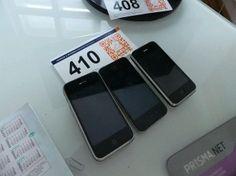 3 Stk. Smartphones Apple iPhone - Insolvenz KA Trading Agrarprodukte Handels GesmbH - Karner & Dechow - Auktionen Office Equipment, Apple Iphone, Smartphone, Furniture, Auction, Home Furnishings, Arredamento