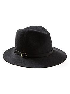 Blair Felt Hat from @bananarepublic I need you... I love you...