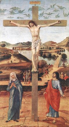 The Athenaeum - Crucifixion (Giovanni Bellini - )
