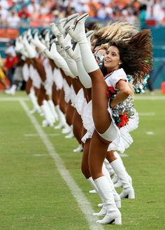 ccf5560be Miami Dolphins Cheerleaders