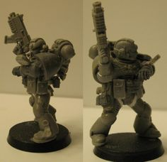 Tactical Marines and Dynamic Poses - + GENERAL PCA QUESTIONS + - The Bolter and Chainsword