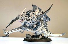 White Tyranid Warhammer 40k Tyranids, Warhammer 40k Figures, Warhammer 40k Miniatures, Warhammer 40000, Fantasy Miniatures, Gundam, Minis, Tabletop, Dawn