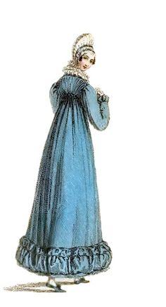 Carriage Dress January 1816