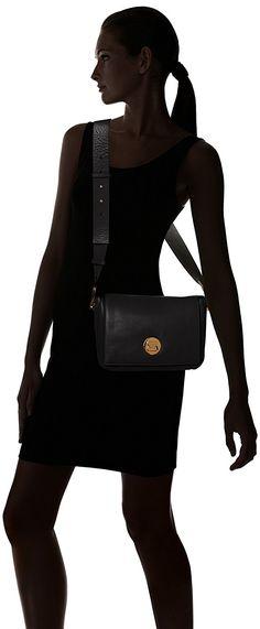 de820713871fe Coccinelle Womens Liya Shoulder Bag Black (NOIR/NOIR): Amazon.co.uk: Shoes  & Bags