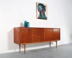 Marktplaats.Nl Vintage Deens Design Dressoir Danish Sideboard Retro Sixties Kasten Dressoirs on nuji.com