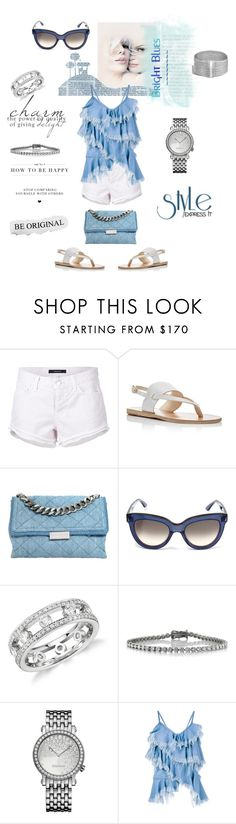 """Style -Express it!"" by zabead ❤ liked on Polyvore featuring J Brand, Ancient Greek Sandals, STELLA McCARTNEY, Valentino, Blue Nile, Mark Broumand, Juicy Couture, Marques'Almeida, John Hardy and chic"