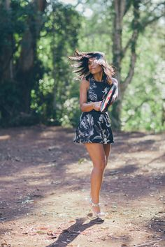 At the beginning of each year, Australian Open is the most important sports event in Australia - without a doubt! And fashion... Well, is something that definitely breathes with the tournament! So, take a look at 2015 Courtside Glamour - tennis inspired photo shoot!