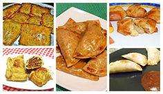 5 recetas fáciles de empanadillas Empanadas, Yummy Food, Yummy Recipes, Allrecipes, Rica Rica, Brunch, Meals, Easy Recipes, Snacks