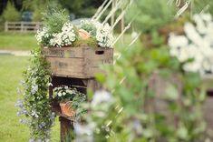 Claire Pettibone Elegance for a Wildflower Wedding… | Love My Dress® UK Wedding Blog