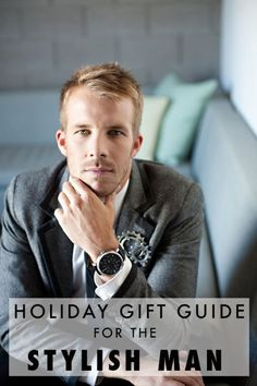 Men can be super hard to shop for, and if the man you are shopping for is even close to being stylish, it may make things intimidating as well. Men don't always co-operate and give you more than a hint at what they may want, and most will tell you they don't need anything. So how do you find the perfect gift for the man in your life? With a little help! Read on as eBay shares some great inspiration to help you pick a gift that even the most stylish man will appreciate.