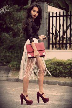 Uma das modelos Brasileiras que eu admiro Alana Ruas