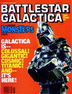 Famous Monsters Of Filmland Magazine Covers 122-191 - Retronaut