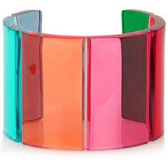 Valentino Plexiglas® cuff