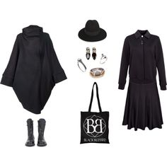 """Modern Witch"" by black-blessed on Polyvore"