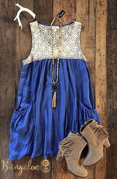 Rowan Dress – Bungalow 123