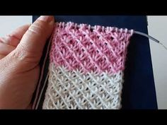 Fingerless Gloves, Arm Warmers, Colours, Stitch, Knitting, Pattern, Pink, Handmade, Videos