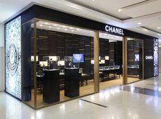 Chanel watch boutique, Beijing