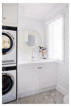 Laundry Bathroom Combo, Laundry Decor, Basement Bathroom, Bathroom Interior, Small Bathroom, Bathroom Ideas, Budget Bathroom, Modern Bathroom, Concrete Bathroom