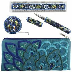 Peacock Gem Pen Holder Pix Frame Style | Peacock Passion | Pinterest | Pen  Holders, Peacocks And Apartments