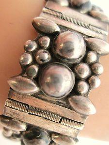 mexican silver bracelet