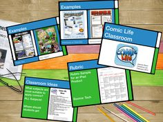 A Fantastic Comic Life Keynote and Video PD resource for using and creating comics in the iClassroom. Also added a bit about Creative Commons to support teachers sharing online. #ipaded #ipadedu #ettipad #txidea http://www.techchef4u.com/?p=4534