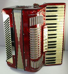 My Great Grandpa played the accordion, I've always said if I ever got a chest piece tattoo it would be an accordion.