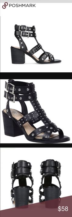 Vince Camuto Sandals Vince Camuto Heeled Sandals  New with tags  Black  New in box  Black Size 7.5 Vince Camuto Shoes Heels