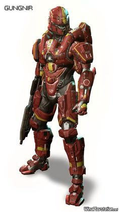 #Armor, #Gamer, #HALO, #Playstation, #Ps4, #Sony