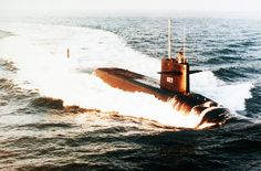 USS James Madison (SSBN-627)  January 1986.