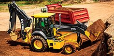Contractors are continually seeking a way to meet project deadlines and deliver results, and relying on heavy machinery equipped with the right technology is one way to accomplish the task.John Deere's 710L backhoe loaders are one example of heavy equipment that has the technology enhancements to...
