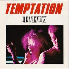 "Heaven 17 ""Temptation"" single"