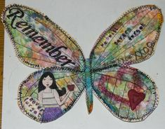 "The Butterfly Project for ""The Diary of Anne Frank"""