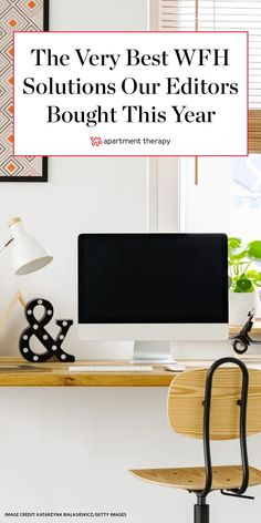From standing desks to office chairs and every accessory in between, these are the tried-and-true, editor-approved essentials that helped transform our homes into the perfect productive space this year. Cozy Office, Office Setup, Office Chairs, High Back Office Chair, Desk Height, Stand Up Desk, All I Ever Wanted, Home Office Space, Desk Chair