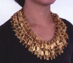 necklace - Tamiko Kawata