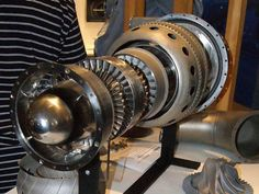 Scientists #3D Printed Two Jet Engines