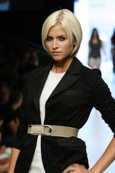 Lena Gercke, German model