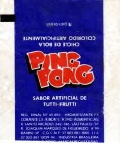 chiclete ping pong - Google Search