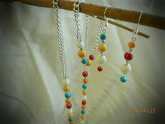 XL Bubble Gum Ball Necklace Complete with by TangledWireDesignsCo