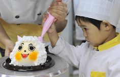 A scuola di cake design!