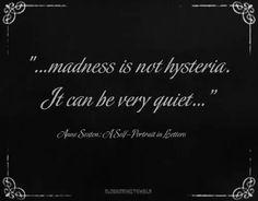 ...madness...shhhhhh.....