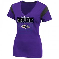 1962e3d51 Great t-shirt to welcome a new season of Ravens football!!! Purple
