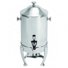 20 pcs Stainless Steel Commercial Grade Coffee Urn and warmer. Perfect for a breakfast buffet or event rental