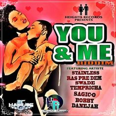 You & Me Riddim is a brand new dancehall juggling from Heights Records which features Bobby Danejah, Ras Pre Dem, Stainless, Swade, Sagic O ...
