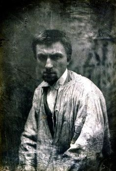 Le Jeune Auguste Rodin En 1862,  Rodin a 22 ans.