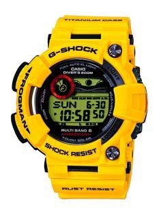 773552a8a75 Casio G-Shock Frogman GWF-T1030E-9