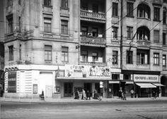 1958, Mártírok útja (Margit körút), Bem mozi.
