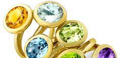 Eternal collection rings by Kiki McDonough