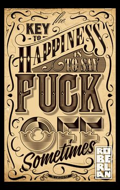 The Key to Happiness by Roberlan Borges, via Behance