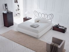 Master Bedrooms with White Furniture For more pictures and design ideas, please visit my blog http://pesonashop.com