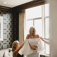 Candice Accola Wedding, Candice King, Caroline Forbes, One Shoulder Wedding Dress, Candy, Actresses, Wedding Dresses, Fashion, Female Actresses